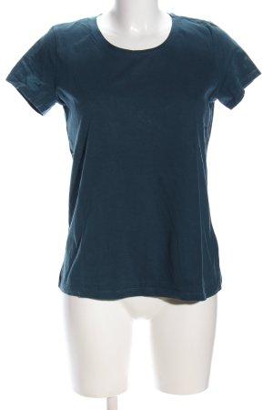 Laura Torelli T-Shirt blau Casual-Look