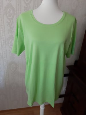 Laura Torelli T-Shirt hellgrün Casual Look