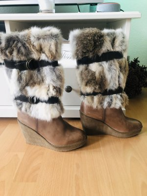 Laura Winterboots Winterstiefel Wedges