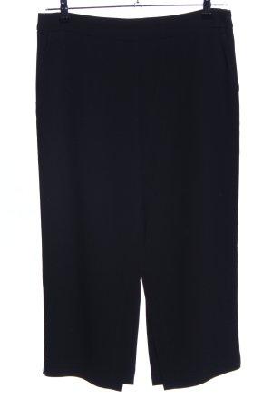 Laurèl Pantalon 3/4 noir style décontracté