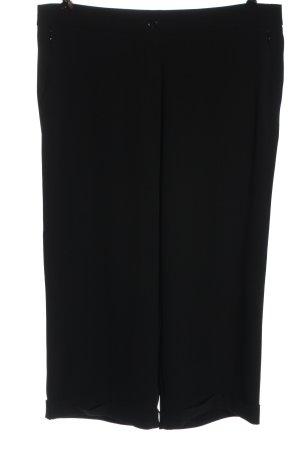 Laurèl 3/4 Length Trousers black business style