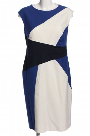 Laurèl Pencil Dress abstract pattern casual look