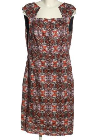 Laurèl A-Linien Kleid Allover-Druck Casual-Look