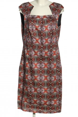 Laurèl A Line Dress allover print casual look