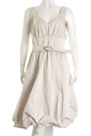 Laurèl A-Linien Kleid beige Elegant