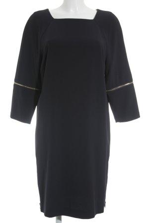 Laurèl A-Linien Kleid dunkelblau Business-Look