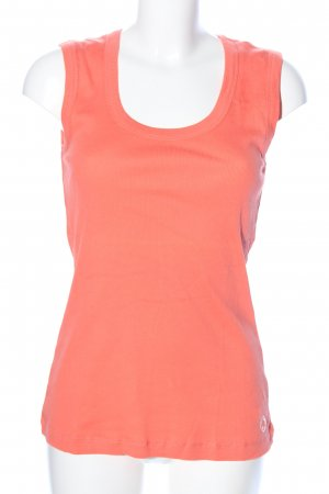 Laurèl Basic Top hellorange Casual-Look