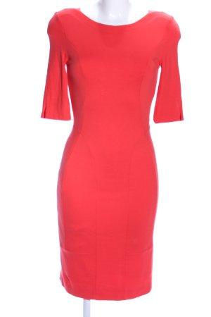 Laurèl Pencil Dress red business style