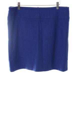 Laurèl Bleistiftrock blau Casual-Look