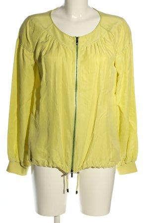Laurèl Bluzon bladożółty W stylu casual