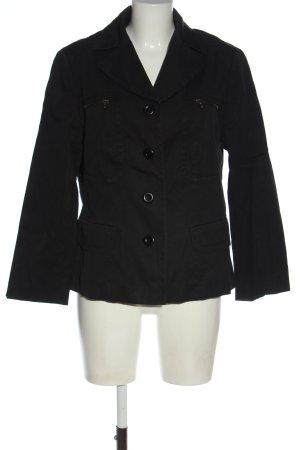 Laurèl Blusenjacke schwarz Elegant