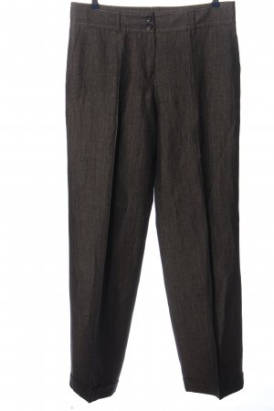 Laurèl Pleated Trousers brown casual look