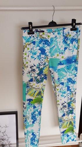 Laurèl Jersey Pants multicolored cotton