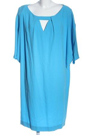 Laurèl Etuikleid blau Casual-Look