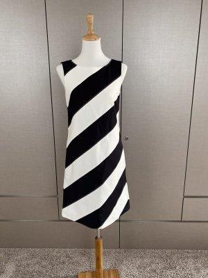 Laurèl Sheath Dress white-black