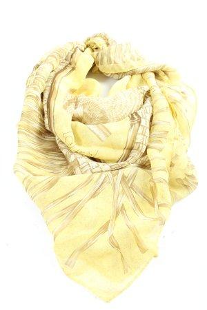 Laurèl Neckerchief primrose-brown casual look