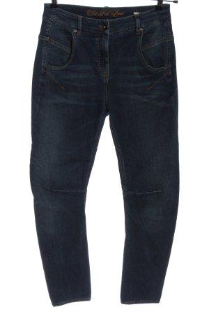 Laurèl High Waist Jeans blue casual look