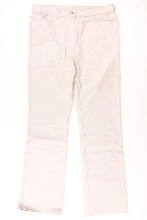 Laurél Hose Größe 44 grau aus Baumwolle