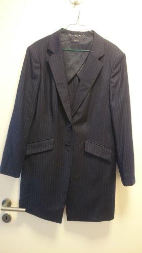 Laurèl Pinstripe Suit blue new wool