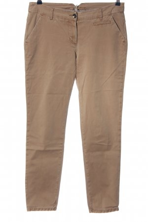 Laurèl Low-Rise Trousers brown casual look
