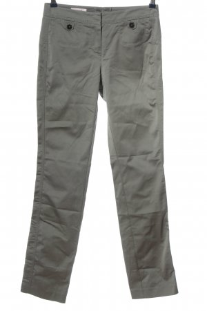 Laurèl Low-Rise Trousers light grey casual look