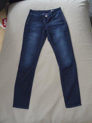 Laurèl Straight Leg Jeans multicolored