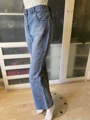 laurel jeans Marlene Denim steel blue
