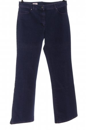 laurel jeans Low-Rise Trousers lilac casual look