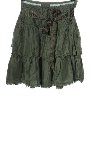 laurel jeans Warstwowa spódnica khaki W stylu casual