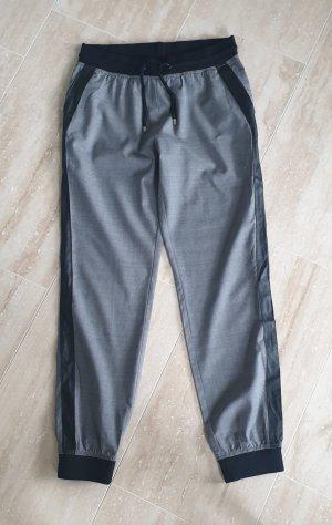 Laurèl Luźne spodnie Wielokolorowy Tkanina z mieszanych włókien