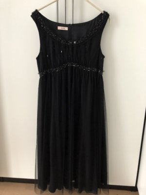 Laurèl Evening Dress black