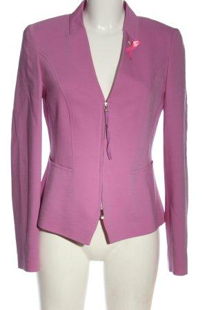 Laurèl Korte blazer roze klassieke stijl