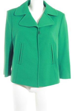 Laurèl Kurz-Blazer grün Business-Look
