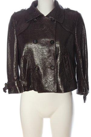 Laurèl Short Jacket bronze-colored elegant