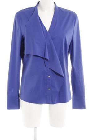 Laurèl Langarm-Bluse lila Elegant