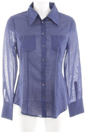 Laurèl Langarmhemd blau Casual-Look