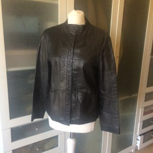 Laurel Leder Biker Jacke Gr 38