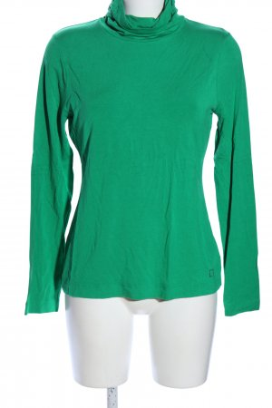 Laurèl Longsleeve grün Casual-Look