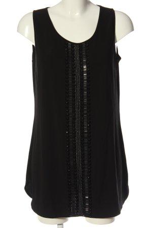 Laurèl Long Top black elegant