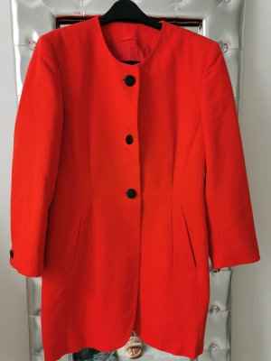 laurel jeans Gabardina tipo vestido rojo