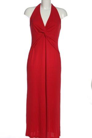 Laurèl Maxi Dress red elegant