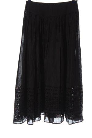 Laurèl Maxi Skirt black casual look