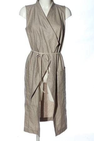 Laurèl Midi Dress light grey casual look
