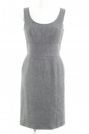 Laurèl Midi Dress grey-silver-colored business style