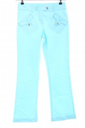 Laurèl Flares turquoise casual look
