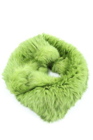 Laurèl Tube Scarf green elegant