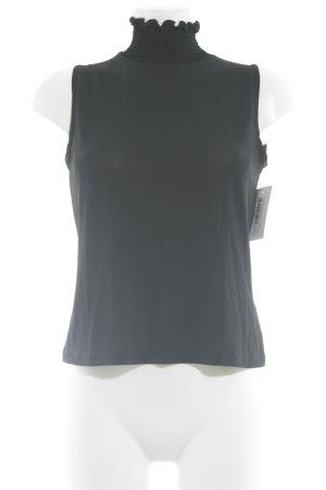 Laurèl Off the shoulder top zwart elegant