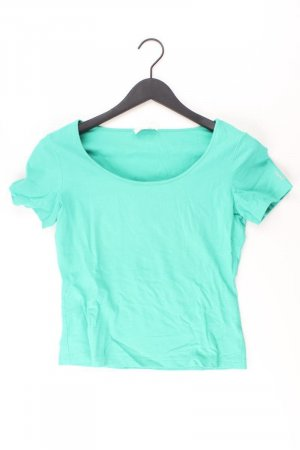 Laurél Shirt Größe 38 grün aus Baumwolle
