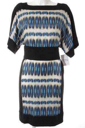Laurèl Shirtkleid abstraktes Muster Elegant