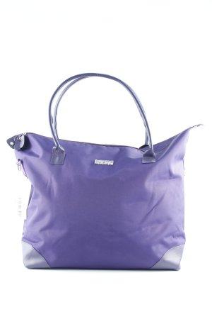 Laurèl Shopper blauviolett Casual-Look